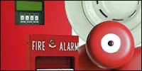 Add Electronic Fire Alarm